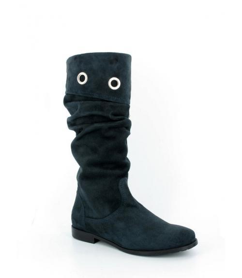 Cапоги женские, Фабрика обуви Santtimo, г. Москва