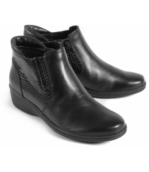 ботинки женские, Фабрика обуви Ионесси, г. Красноярск