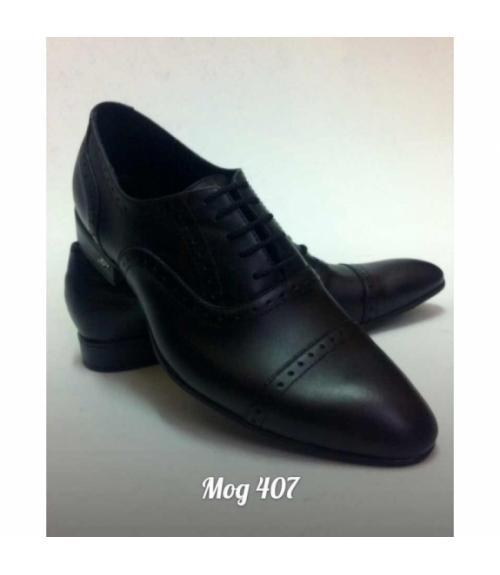 Туфли мужские, Фабрика обуви Элегантная пара, г. Москва