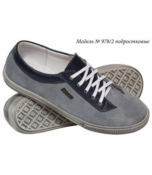 Кеды подростковые, Фабрика обуви Валерия, г. Ростов-на-Дону