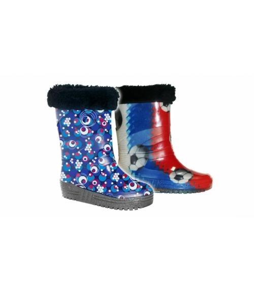 Сапоги ПВХ подростковые утепленные, Фабрика обуви Soft step, г. Пенза