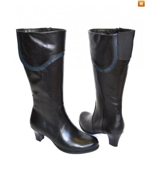 Сапоги женские на полную ногу, Фабрика обуви Манул, г. Санкт-Петербург