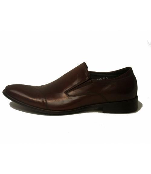 Туфли мужские, Фабрика обуви Люкс, г. Армавир