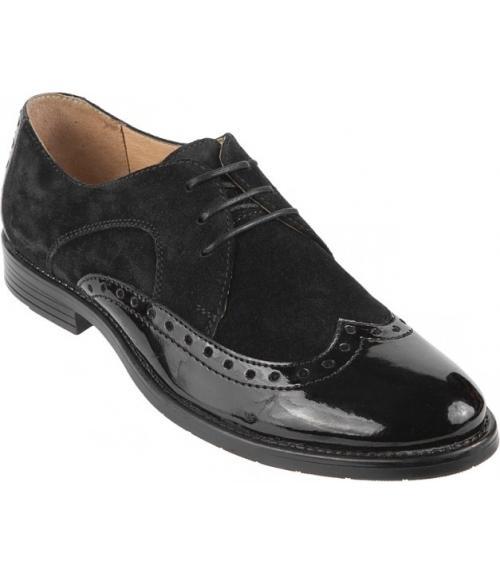 Полуботинки для девочек, Фабрика обуви Ralf Ringer, г. Москва