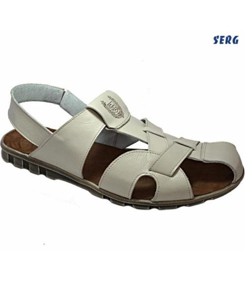 Сандалии мужские, Фабрика обуви Serg, г. Махачкала
