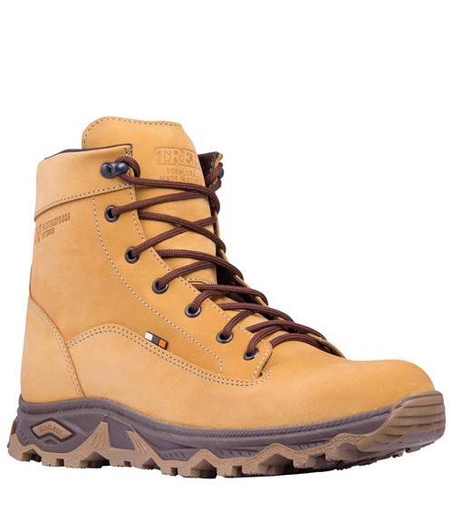 Ботинки туристические Аляска, Фабрика обуви Trek, г. Пермь