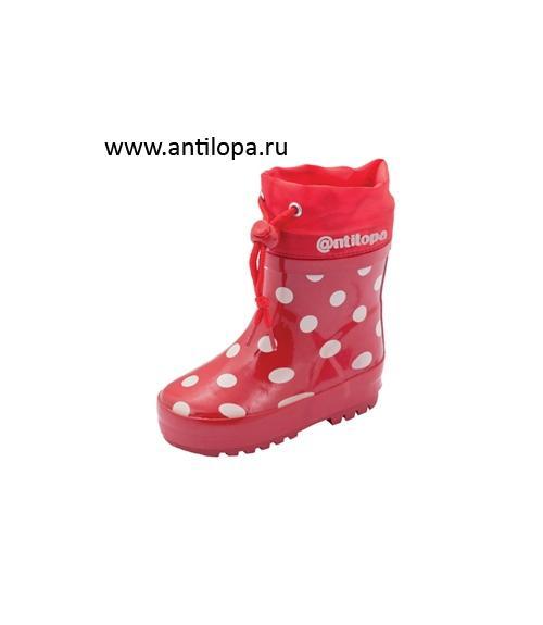 Сапоги резиновые малодетские, Фабрика обуви Антилопа, г. Коломна