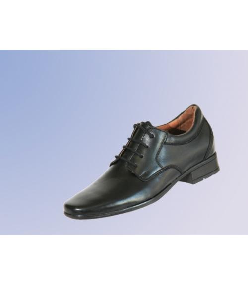 Полуботинки школьные для мальчиков, Фабрика обуви Комфорт, г. Ярославль