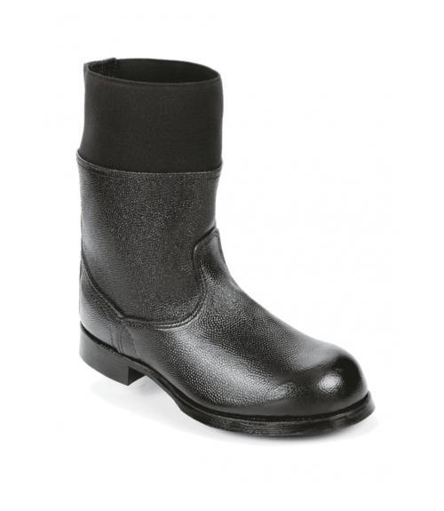 Сапоги кожаные Литейщик, Фабрика обуви Вахруши-Литобувь, г. Вахруши