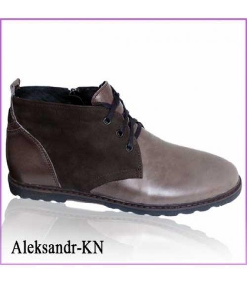 Ботинки мужские Aleksandr-NK, Фабрика обуви TOTOlini, г. Балашов