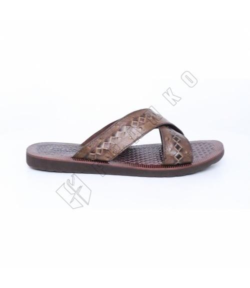 Шлепанцы мужские, Фабрика обуви Franko, г. Санкт-Петербург