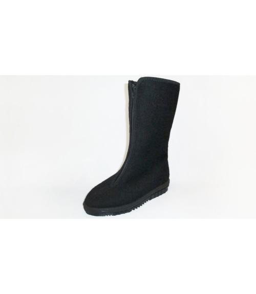 Сапоги суконные женские, Фабрика обуви Soft step, г. Пенза