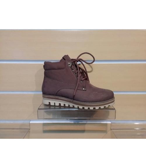 Ботинки мужские, Фабрика обуви Эдгар, г. Санкт-Петербург