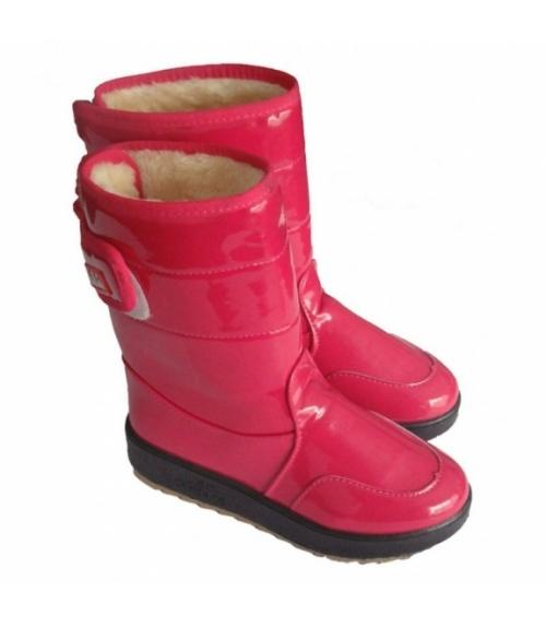 Сапоги женские дутики, Фабрика обуви Light company, г. Кисловодск