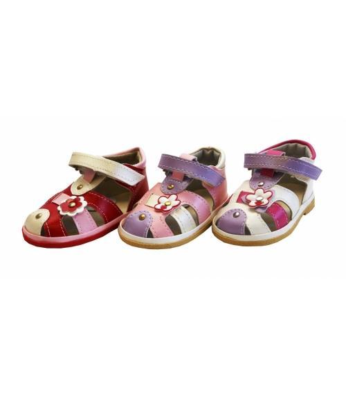 Сандалии детские для девочек, Фабрика обуви Пумка, г. Чебоксары