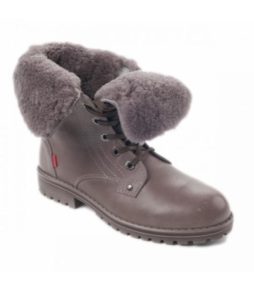 Ботинки женские зимние, Фабрика обуви S-tep, г. Бердск