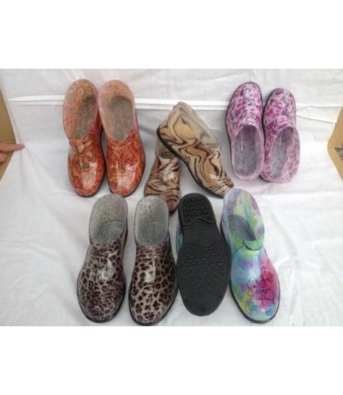 Галоши ПВХ, Фабрика обуви Тесей, г. Барнаул