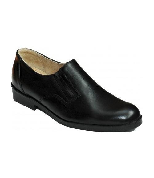 Полуботинки мужские форменные, Фабрика обуви Ритм, г. Нижний Новгород