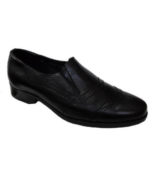 Туфли школьные для мальчиков, Фабрика обуви Омскобувь, г. Омск