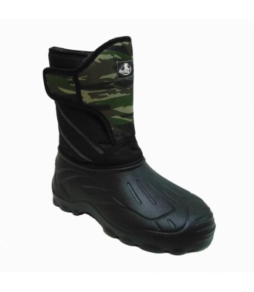 Ботинки мужские Аляска, Фабрика обуви Оптима, г. Кисловодск