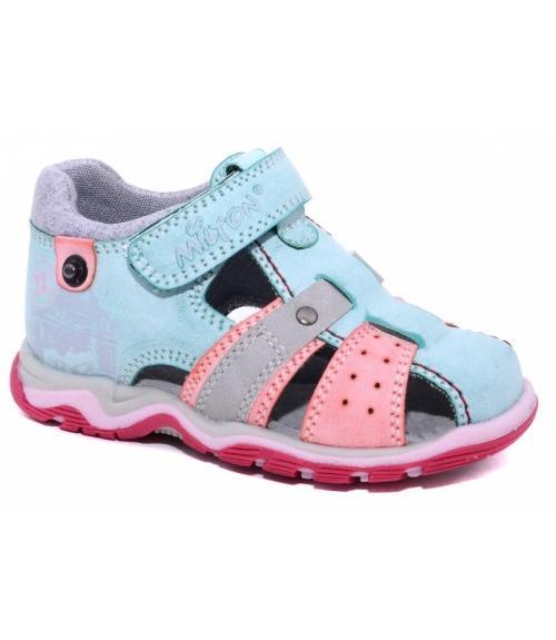 Туфли открытые малодетские, Фабрика обуви Milton, г. Чехов