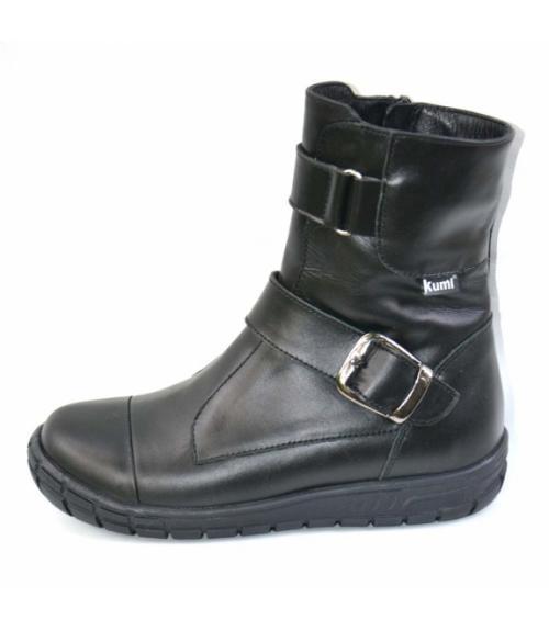 Сапоги подростковые для мальчиков, Фабрика обуви Kumi, г. Симферополь