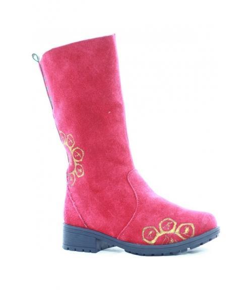 Сапоги детские для девочек, Фабрика обуви Flois Kids, г. Москва