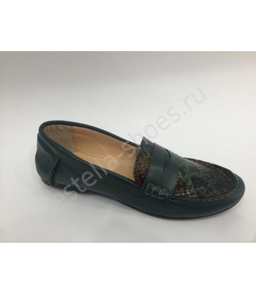 Мокасины женские, Фабрика обуви Estella shoes, г. Москва