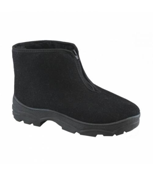 Ботинки мужские войлочные, Фабрика обуви Light company, г. Кисловодск