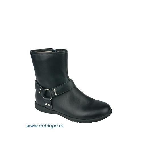 Сапоги школьные для мальчиков, Фабрика обуви Антилопа, г. Коломна