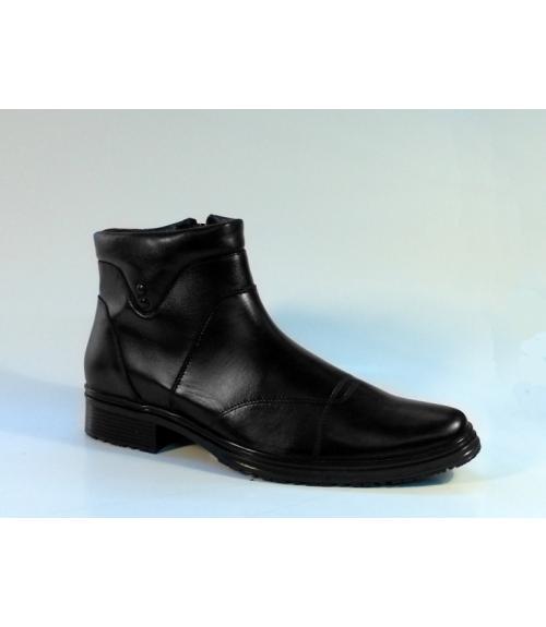 ботинки мужские Робинио, Фабрика обуви Баско, г. Киров