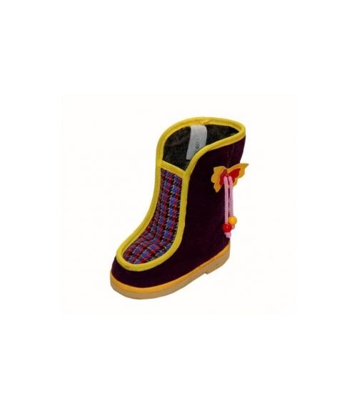 Сапоги детские, Фабрика обуви ДОФА, г. Давлеканово