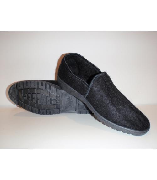 Полуботинки суконные мужские, Фабрика обуви Уют-Эко, г. Пушкино