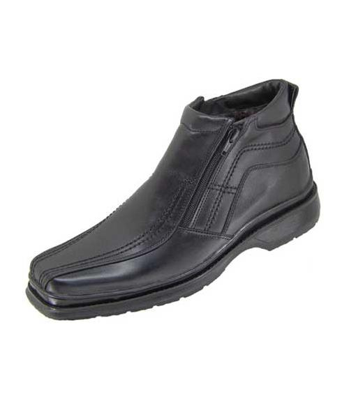 Ботинки мужские зимние, Фабрика обуви Комфорт, г. Москва