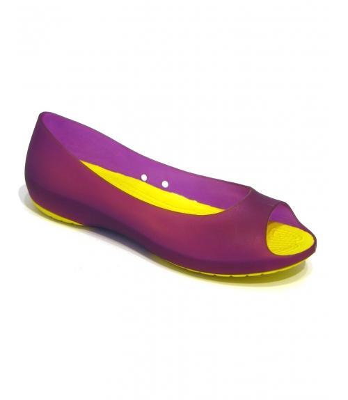 Балетки женские, Фабрика обуви Forio, г. Москва