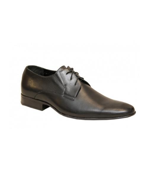 Полуботинки подростуовые для мальчиков, Фабрика обуви Росток, г. Биробиджан