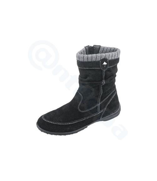 Сапоги школьные мальчиковые, Фабрика обуви Антилопа, г. Коломна