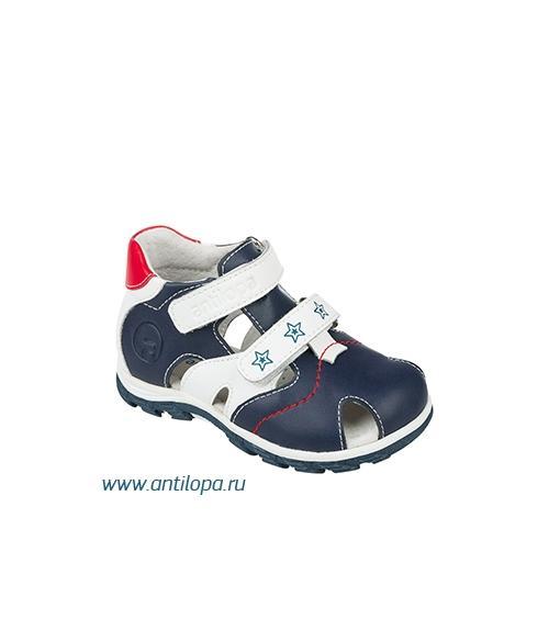 Полуботинки детские ясельные , Фабрика обуви Антилопа, г. Коломна