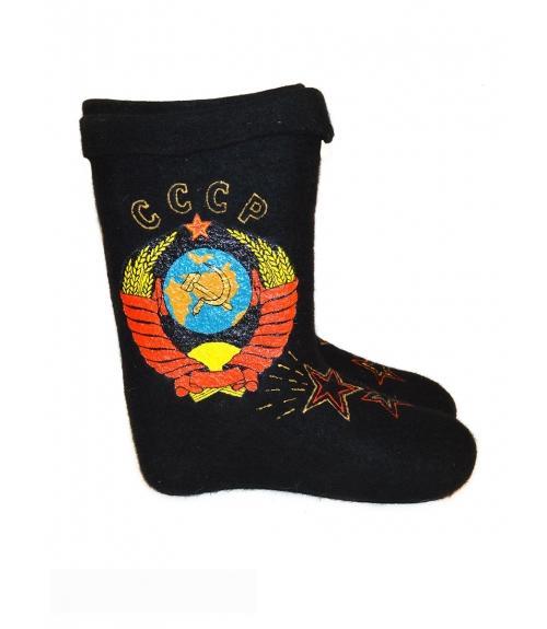 Валенки мужские, Фабрика обуви ВаленкиОпт, г. Чебоксары