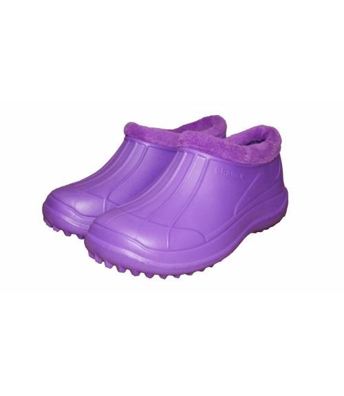 Галоши садовые утепленные женские, Фабрика обуви Grand-m, г. Лермонтов