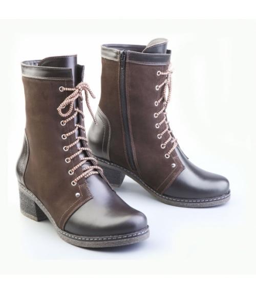 Ботинки женские, Фабрика обуви Экватор, г. Санкт-Петербург
