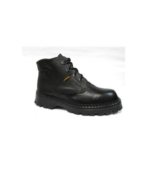 Ботинки мужские виброзащитные, Фабрика обуви Центр Профессиональной Обуви, г. Москва