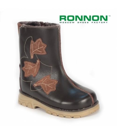 Сапоги дктские, Фабрика обуви Ronnon, г. Москва