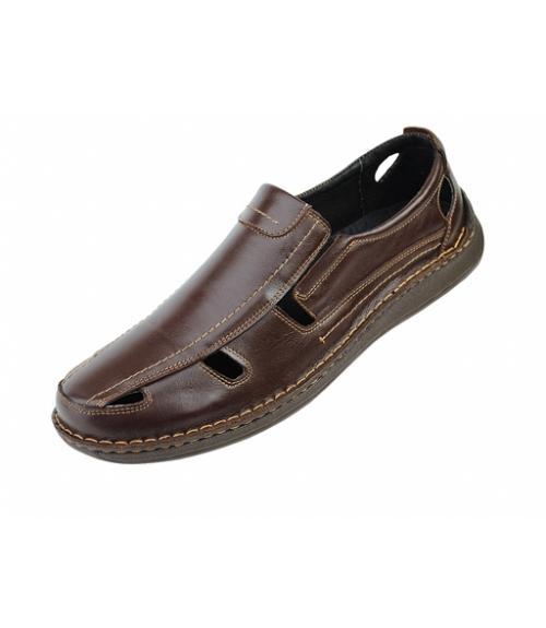 Сандалии мужские большого размера, Фабрика обуви Walrus, г. Ростов-на-Дону