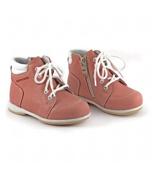 Ботинки детские , Фабрика обуви Детский скороход, г. Санкт-Петербург