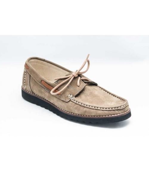 Топсайдеры мужские, Фабрика обуви Captor, г. Москва