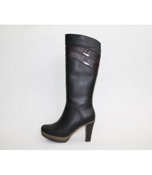 Сапоги женские зимние Рина, Фабрика обуви ОбувьЦех, г. Нижний Новгород