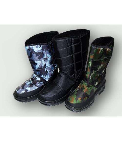 Сапоги мужские дутики, Фабрика обуви Sklyar, г. Кисловодск