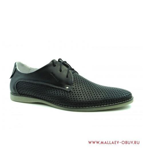 Полуботинки мужские летние БАРИ, Фабрика обуви Mallaev, г. Махачкала
