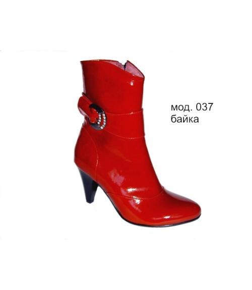 Полусапоги женские, Фабрика обуви ALEGRA, г. Ростов-на-Дону